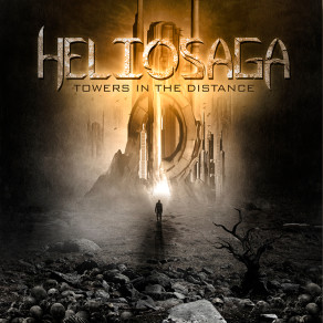 "Heliosaga is excited to announce the long awaited debut ""Towers In The Distance"" available August 22nd worldwide via digital and CD formats."