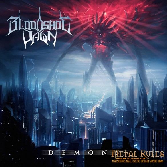 Bloodshot Dawn album