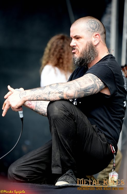 Philp H. Anselmo & The Illegals