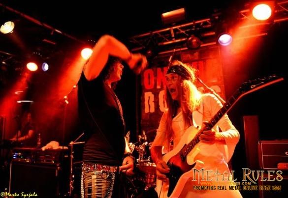 Tony & Ronni in Helsinki