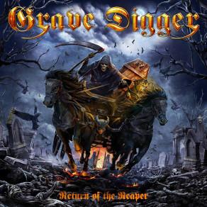 "Grave Digger - ""Return Of The Reaper"""