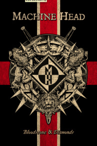 Machine Head - Machine Head - Bloodstone & Diamonds (mediabook)