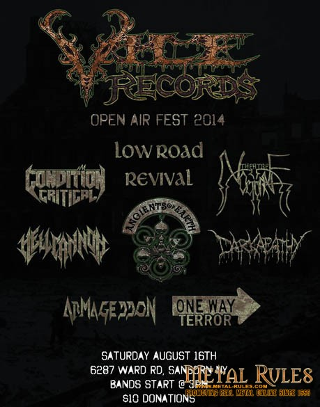 Vile Records Fest 2