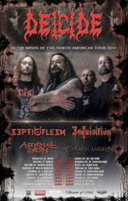 Deicde tour poster 3