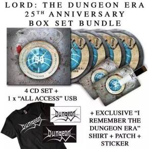 LORD ANNOUNCES NEW RELEASE 'THE DUNGEON ERA' BOX SET