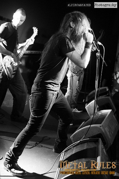 Shores of Null @ Candlefest 2014