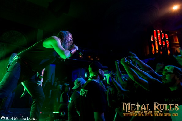 Amon Amarth © Monika Deviat