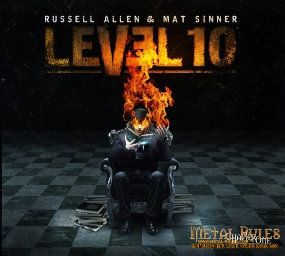 "Coming in 2015 - LEVEL 10's debut album, ""Chapter One"" featuring Mat Sinner and Russell Allen plus more!"