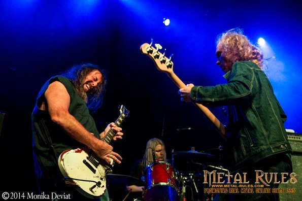 Corrosion of Conformity © Monika Deviat