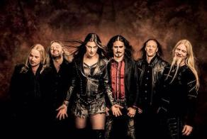 Nightwish - Dec 2014 promo pic