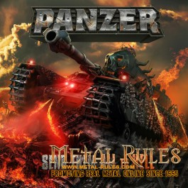 """Panzer - """"Send Them All To Hell"""""""