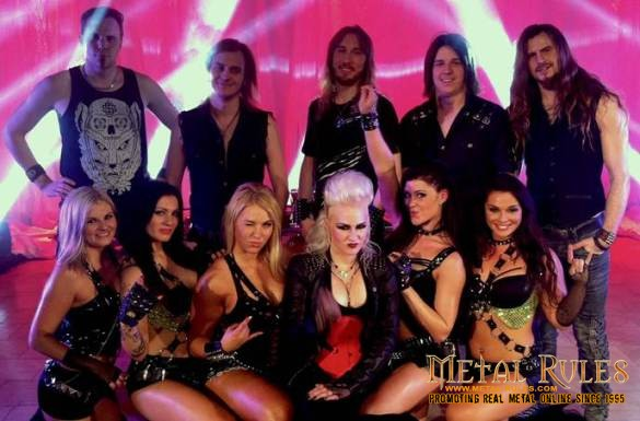 "BATTLE BEAST Release ""Madness"" Video Clip & Digital Single"