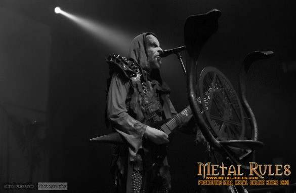 Behemoth @ The Forum