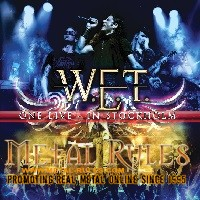 W.E.T. – One Live In Stockholm