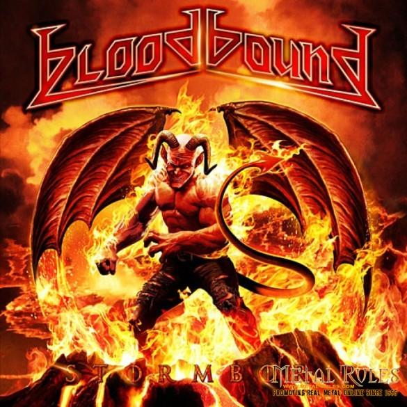 Bloodbound - Stormborn