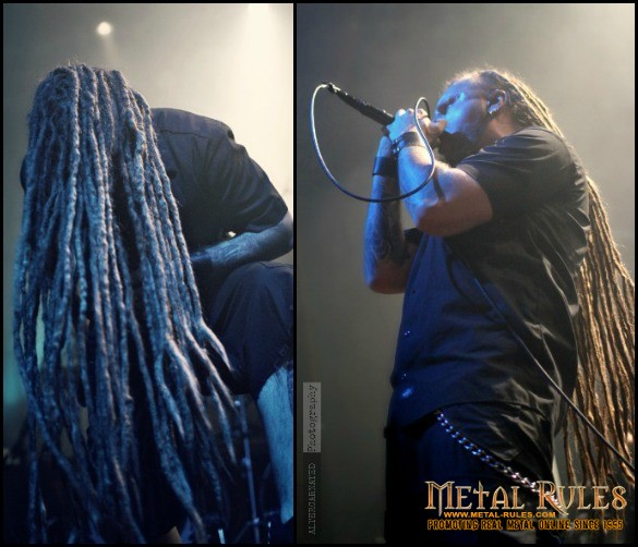 Decapitated @ The Forum