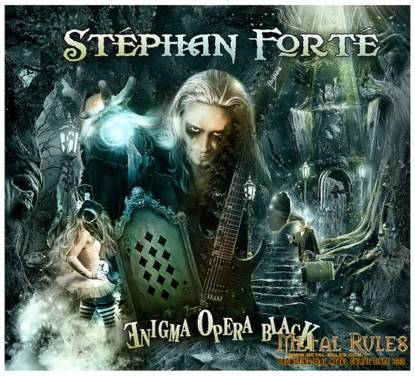 Stephen Forte - Enigma Opera Black