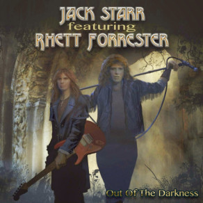 """Jack Starr featuring Rhett Forrester """"Out Of The Darkness"""" 30th Anniversary Edition"""