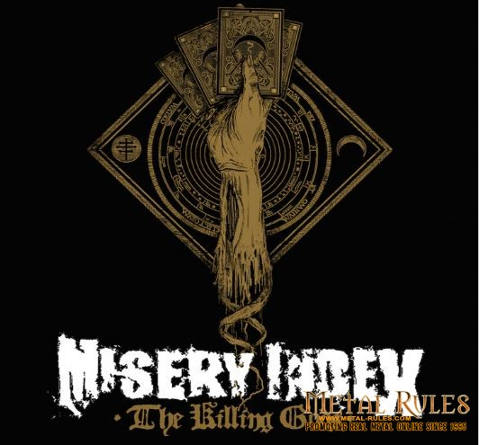 Misiry Index - The Killing Gods