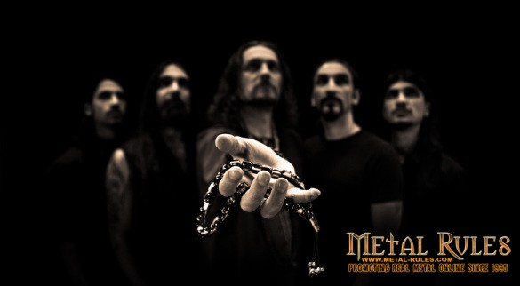 Orphaned Land 2013 Promo Photo