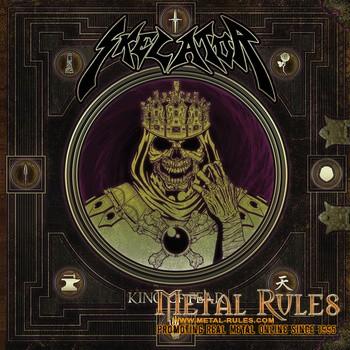 """Skelator - """"King of Fear"""""""