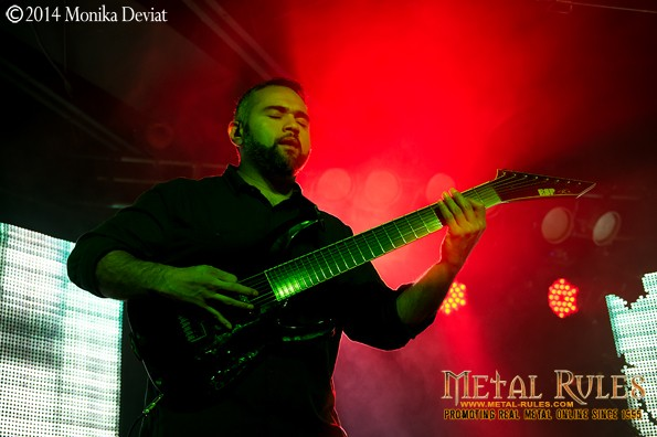 Animals As Leaders © Monika Deviat