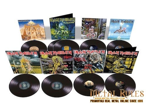 Maiden LPs51_838116717252072190_o