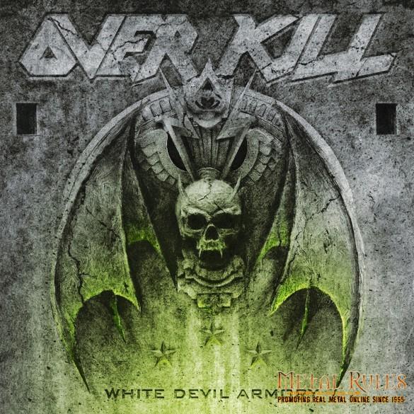 """OVERKILL """"White Devil Armory"""""""