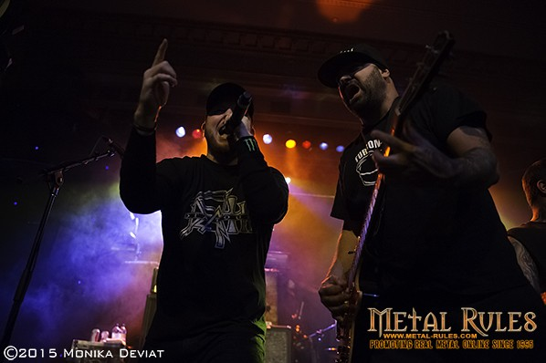 Hatebreed © Monika Deviat