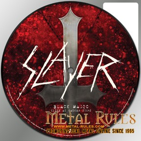 Slayer - 7 Picture Disc [GD17PD]