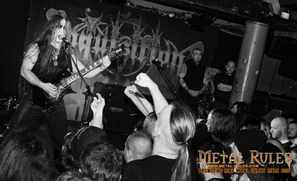 Inquisition @ Camden Underworld