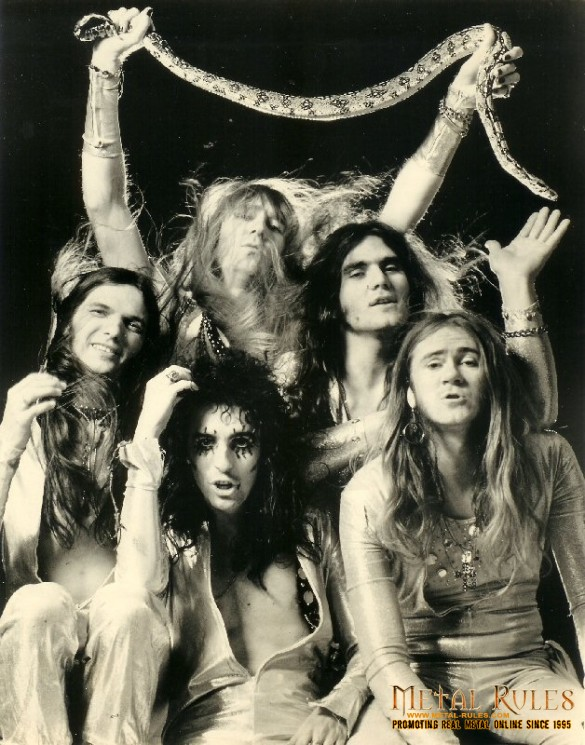 Alice Cooepr Group during Billion Dollar Babies