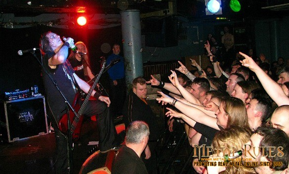 Sodom @ The Underworld, Camden