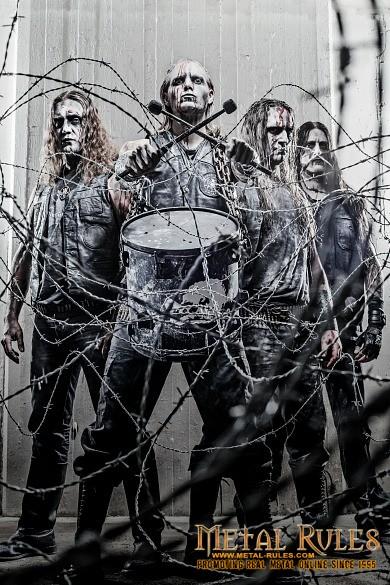 Band Photo - Marduk