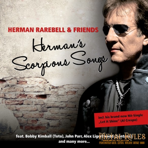 Herman Rarebell cover