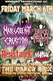 MC tour poster