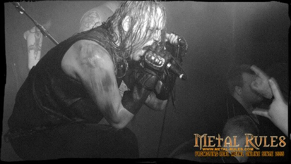 Marduk @ The Underworld, Camden