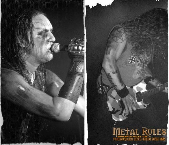 Marduk @ The Underworld, Camden