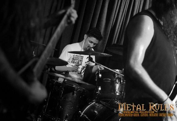 Towers of Flesh @ The Black Heart, Camden (1)
