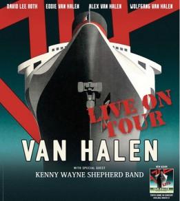 VAN HALEN Announce 2015 Tour