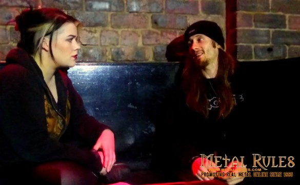 Metal-Rules Interviewing Richie Cavalera from INCITE