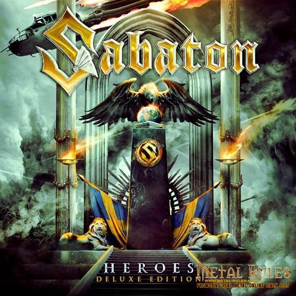 SABATON: HEROES DELUXE EDITION