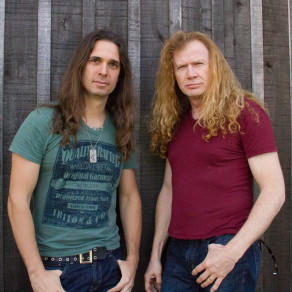 KIKO LOUREIRO of ANGRA officially joins MEGADETH