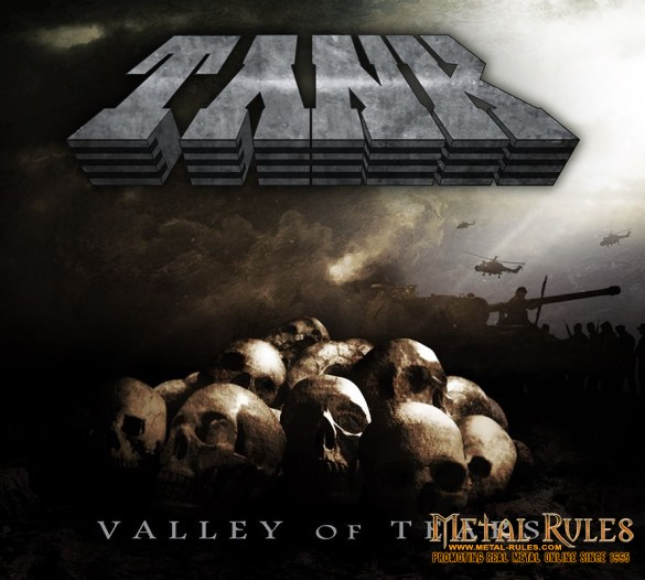 Tank - Valley Of Tears