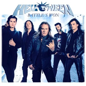 "HELLOWEEN: ""Battle's Won"" (single)"
