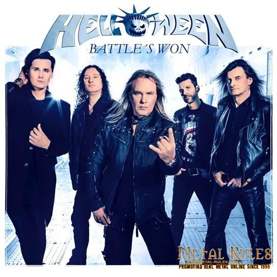 "HELLOWEEN: ""Battle's Won"" (single)"
