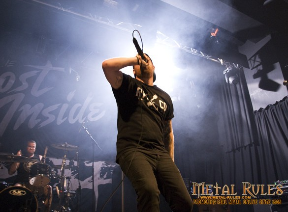 Impericon Festival @Manchester Academy 4/5/2015