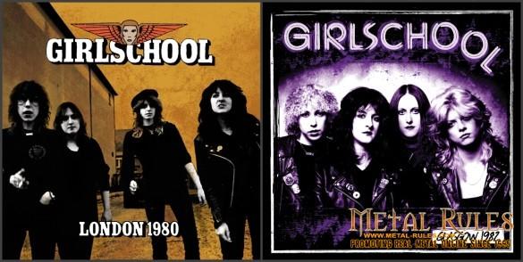 Girlschool albums