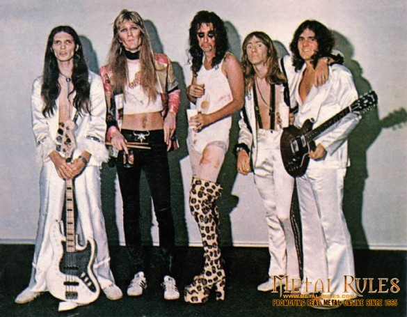 Alice Cooper Group