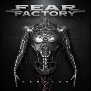 "FEAR FACTORY: ""Genexus"""